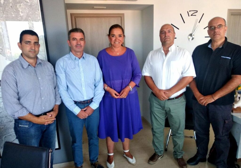 Ε.Π.Λ.Σ. Δυτικής Κρήτης: Συνάντηση με τη βουλευτή Χανίων κ. Ντόρα Μπακογιάννη