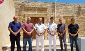 Ε.Π.Λ.Σ. Δυτικής Κρήτης: Εθιμοτυπική επίσκεψη στο Λ/Χ Ρεθύμνου και ενημέρωση των συναδέλφων