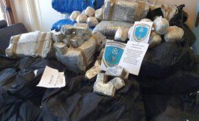 Video - Εντοπισμός μεγάλης ποσότητας ναρκωτικών ουσιών ενός τόνου, εκατόν ογδόντα πέντε κιλών και σαράντα εννέα γραμμαρίων (1.185,49kg) από τα στελέχη του Λιμενικού Σώματος – Ελληνικής Ακτοφυλακής στο Μεσσηνιακό κόλπο