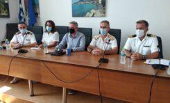 Εκδήλωση βράβευσης και επισκέψεις στις Λιμενικές Αρχές Βόρειας Εύβοιας