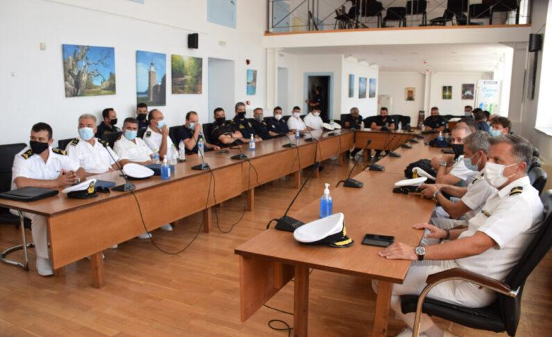 Εκδήλωση βράβευσης συναδέλφων στη Λίμνη Ευβοίας