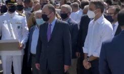 85η ΔΕΘ: Επίσκεψη Πρωθυπουργού στο περίπτερο του ΥΝΑΝΠ και επίδειξη από την ΕΟΕ του ΚΕΑ/ΛΣ Πειραιά