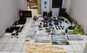 Συλλήψεις ημεδαπών για παράβαση του Ν.3028/2002 περί ''Προστασίας των Αρχαιοτήτων και εν γένει της Πολιτιστικής Κληρονομιάς'' στην Κόρινθο